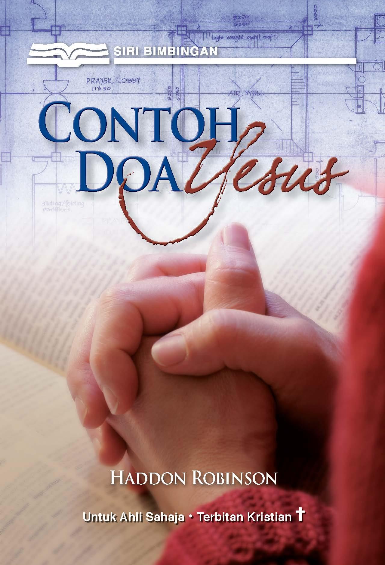 Contoh Doa Yesus